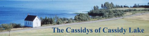 Cassidys of Cassidy Lake